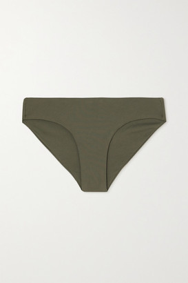 Melissa Odabash Majorca Bikini Briefs - Army green
