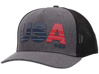adidas USA Golf Trucker Cap