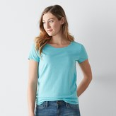 Women's SONOMA Goods for LifeTM Essential Marled Tee