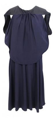 Marni Black Silk Dresses