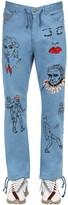 Kidsuper Studios Artwork Cotton Pants