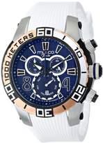 Mulco Unisex MW1-74197-014 Analog Display Swiss Quartz White Watch