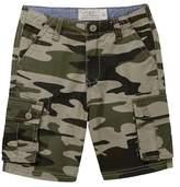 Lucky Brand Camo Cargo Shorts (Big Boys)