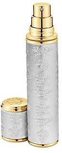 Creed Pocket Leather & Gold-Tone Bottle Atomizer