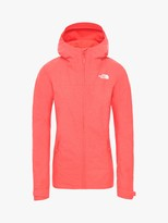 The North Face Nevero Women's Waterproof Jacket, Cayenne Red