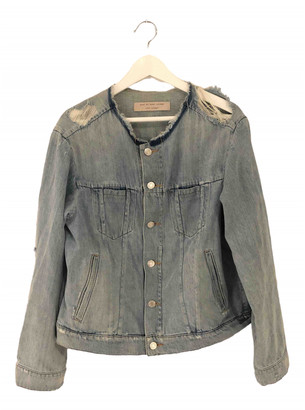 Marc by Marc Jacobs Blue Denim - Jeans Jackets