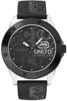 Ecko Unlimited Men's The Tran Transparent Case Dial E09520G3