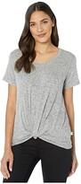 UGG Vikki T-Shirt (Black) Women's Clothing