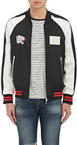 Ovadia & Sons Men's Appliquéd Bomber Jacket