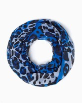 Charming charlie Leopard Chic Scarf