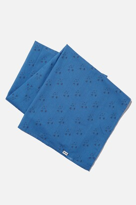 Cotton On Organic Muslin Blanket