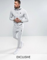 Puma Tracksuit Set Grey Exclusive To Asos