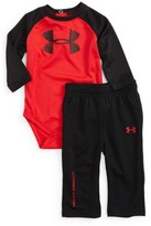 Under Armour Infant Boy's Speedlines Bodysuit & Pants Set