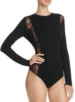 Cosabella Ritz Long Sleeve Bodysuit