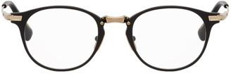 Dita Black and Gold United Glasses