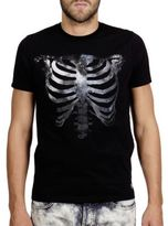 Cult of Individuality Ribcage Printed Tee