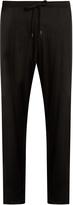 Derek Rose Basel jersey trousers