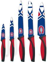 Montreal Canadiens 5-Piece Cutlery Knife Set
