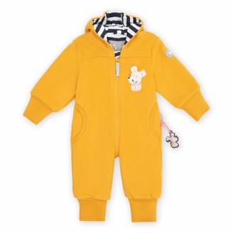 Sigikid Baby_Girl's Madchen Fleeceoverall mit Kapuze Groe 062-092 Toddler Sleepers