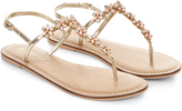 Accessorize Sugani Sparkle T-Bar Sandals