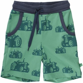 Fred's World by Green Cotton Baby Boys' Farming Shorts