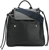 Marni oversized dual colour backpack