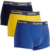 Superdry O.l Sport Trunk Triple Pack Boxers