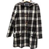 APC brown Wool Coats