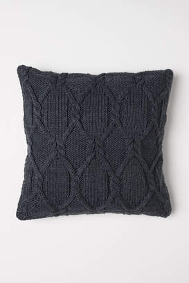 H&M Cable-knit cushion cover