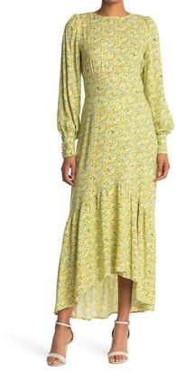 AFRM Gilda Back Cutout Dress