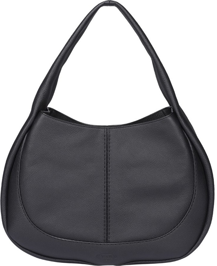 Thumbnail for your product : Tod's Logo Embossed Hobo Bag