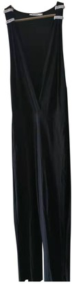 Gestuz Black Polyester Jumpsuits