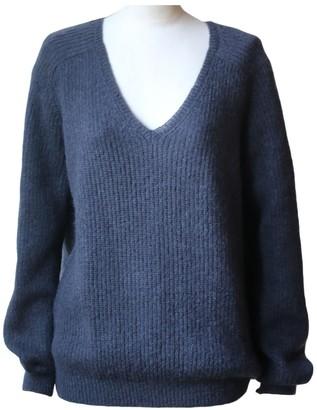Nina Ricci Navy Wool Knitwear for Women