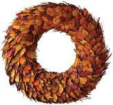 Dried Leaves Wreath
