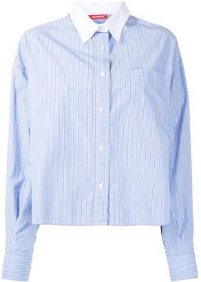 Denimist Stripe Print Shirt