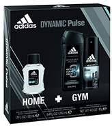 adidas Dynamic Pulse 3pc Set - 8.4 oz Body Wash
