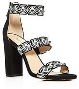 Botkier Gigi Embellished Strappy High Heel Sandals