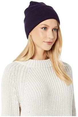 UGG Knit Cuff Hat (Ivory) Beanies