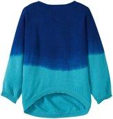Masala Dip-Dyed Sweater (Toddler/Kid) - Navy-3 Years
