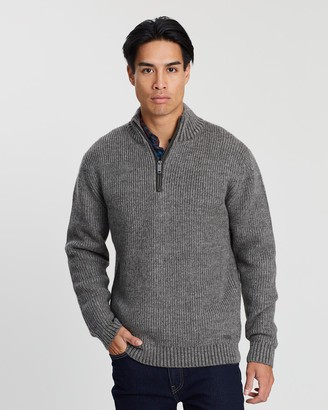 Rodd & Gunn Lodge Knit