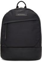 WANT Les Essentiels Black Nylon Kastrup Backpack