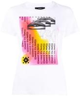 Diesel T-SILY-S5 cotton T-shirt