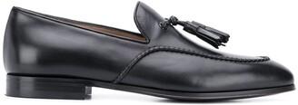 Salvatore Ferragamo Tassel Detail Loafers