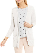 Vince Camuto Long Slubbed Cardigan