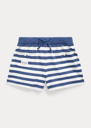Ralph Lauren Striped Stretch Mesh Short