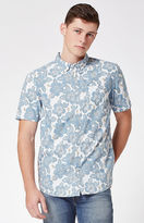 Reef Malifloral Short Sleeve Button Up Shirt