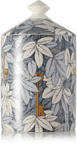 Fornasetti Foglie Scented Candle, 300g - Colorless