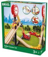 Brio Wooden Roller Coaster Set