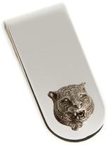 Gucci Men's 3D Sterling Silver Money Clip - Grey