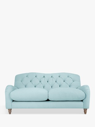 loaf Crumble Medium 2 Seater Sofa by at John Lewis, Clever Softie Powder Blue